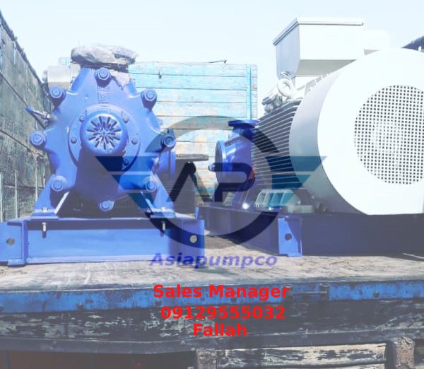 Selling water pumps in Africa